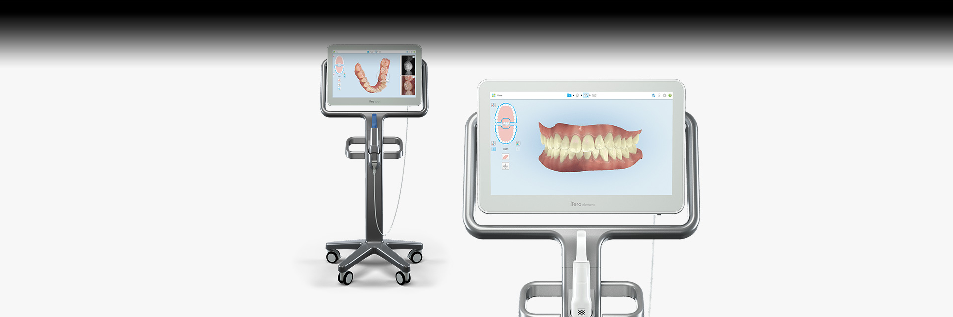 iTero Scanner at Greg G. Pitts DDS